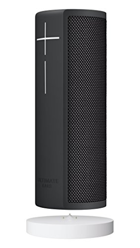 Ultimate Ears BLAST Portable Waterproof Wi-Fi and Bluetooth Speaker + Power Up Charging Dock with Hands-Free Amazon Alexa Voice Control  - Graphite Black