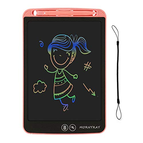 MORNYRAY Tableta Escritura LCD Colorida 12 Pulgadas