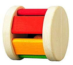 Wood Baby Roller Toy