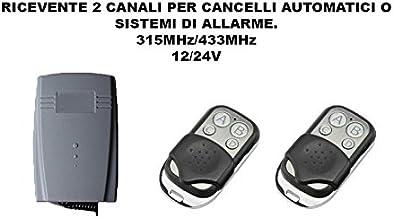 Yet 003/emisor manual para verano y Aperto Garage TORANTRIEBE Transmisor de radio 868/MHz Rolling C/ódigo de mando a distancia