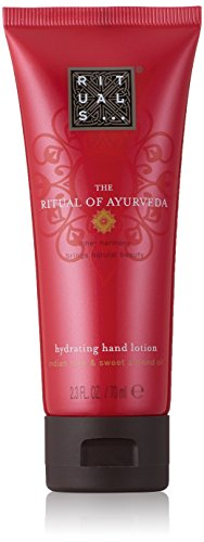 RITUALS The Ritual of Ayurveda Hand Lotion Rose des Indes & Huile d'amande Douce, 70 ml