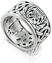 scottish celtic rings