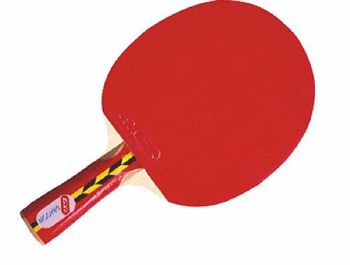 GKI Dragon Wooden Table Tennis Racquet