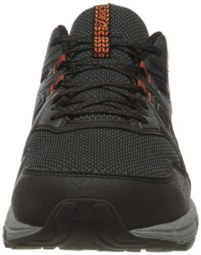 Asics Gel-Venture 8, Zapatos para Correr Hombre, Negro (Black/Sheet Rock), 44 EU