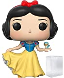 Disney: Snow White and the Seven Dwarfs - Snow White Funko Pop! Vinyl Figure (Includes Compatible Pop Box Protector Case)