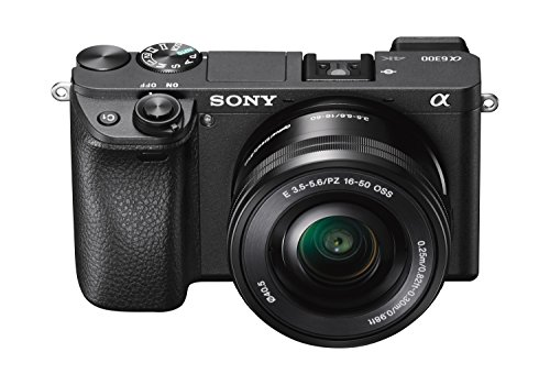 Sony Alpha 6300 Fotocamera Digitale Mirrorless