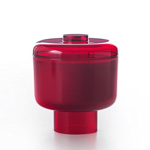 Kartell Fragrances Candela Nikko Kartell rosso ad-red-naline