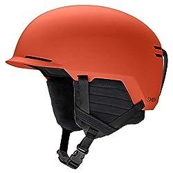 Smith Scout Snow Helmet Matte Burnt Orange S