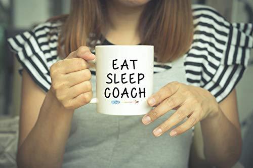 N\A Coach Geschenk Team Geschenk kaffeebecher Basketball Coach Trainer Geschenke Cheer Coach Geschenk Coach personalisiertes Geschenk für Coach Coach Danke