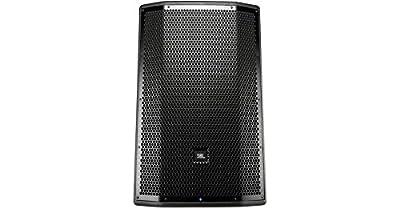 """JBL Professional JBL PRX815W-15"""" Two-Way Full-Range Main System/Floor Monitor with Wi-Fi, Black, 15"""" speaker (PRX815W) from JBL"""