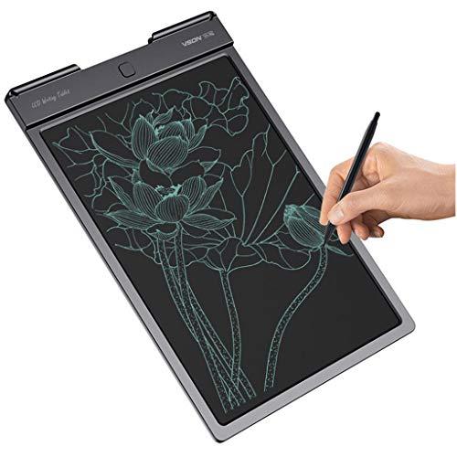 P Prettyia Tablero Electrónico de Escritura de Pintura de Dibujo Electrónico de Tableta de Escritura LCD de 13'