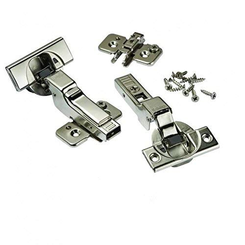 Blum 701555 Clip On Full Overlay Concealed Kitchen Cabinet Hinge Soft Close