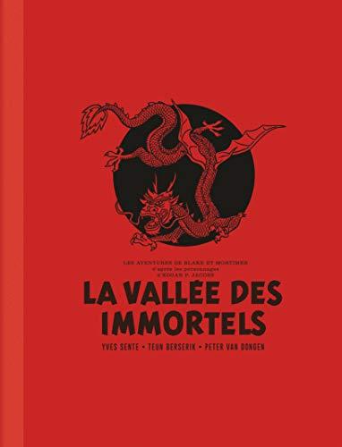 Blake & Mortimer, Tome 7 : La Vallée des Immortels : Intégrale