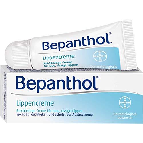 Bepanthol Lippencreme: Hilfe bei rauen, rissigen Lippen, 7,5 ml