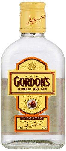 Gordons London dry Gin 43{0637f1458515a2c3b3a577b5107318f739df5a0972b333c81bfcf3922dd1b3b6} -3 X 0,20 Liter Fl.
