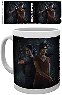 Uncharted - Ceramic Coffee Mug / Cup (The Lost Legacy Cover)