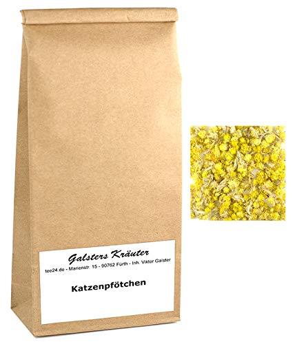 500g Katzenpfötchen Tee Sand-Strohblume Immortelle Ruhrkraut | Galsters Kräuter