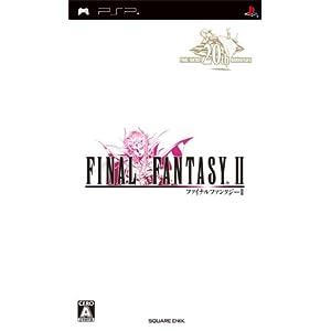 """ファイナルファンタジーII - PSP"""""""