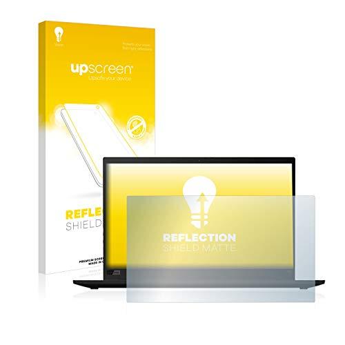 upscreen Entspiegelungs-Schutzfolie kompatibel mit Lenovo ThinkPad X1 Carbon (7. Generation) – Anti-Reflex Bildschirmschutz-Folie Matt