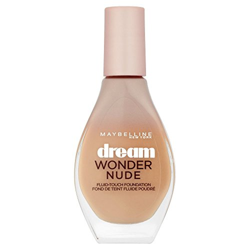 Gemey Maybelline Fond de Teint Dream Wonder Nude - 22 Beige Naturel