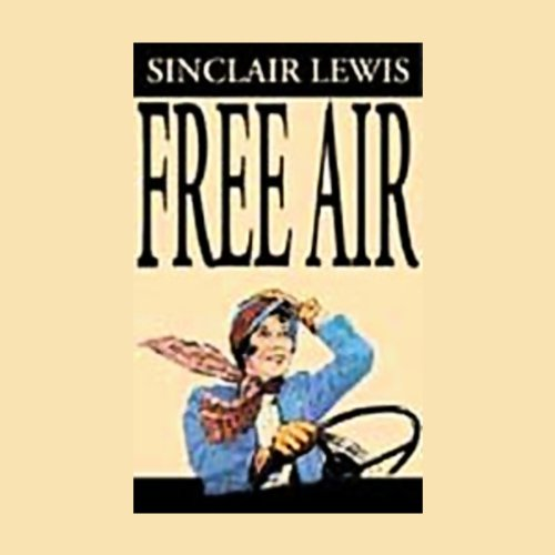 Free Air  audiobook cover art