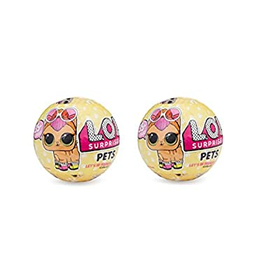 L.O.L. Surprise! Pets Series 3 (2-Pack)