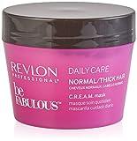 Revlon Be Fabulous Daily Care Mascarilla Cuidado Diario para Cabello Normal 200 ml