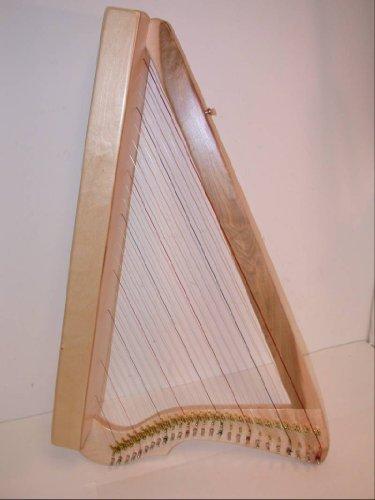 Rees Harps Fullsicle Harp Natural Maple