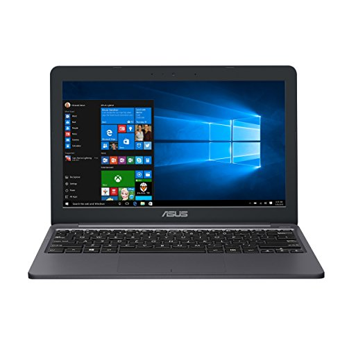 "ASUS VivoBook E203NA-YS03 11.6"" Featherweight Design Laptop, Intel Dual-Core Celeron N3350 2.4GHz..."