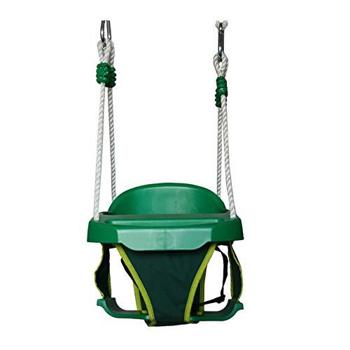 KOUPA Baby Portable Swing Cuna Mecedora eléctrica Cuna Cama Cuna con Control Remoto RC, 2...