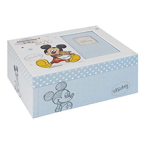Marke: Disney Baby Magical Beginnings Erinnerungsbox Mickey Mouse Baby Boy DI425, 200 g