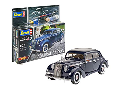 Revell Model Set Luxury Class Car Admir REV-67042, Mehrfarbig, 1: 24