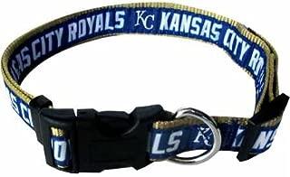 kc royals dog collar