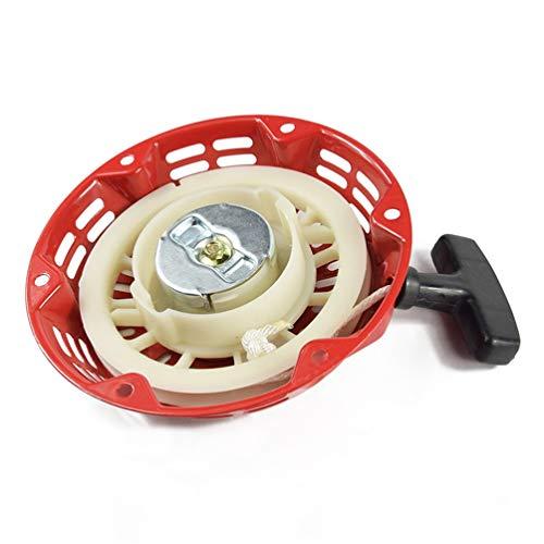 Cabilock Arrancador de Retroceso de 1 Pieza para Honda GX160 GX200 Accesorio de ensamblaje de la cortadora de césped del cortacésped