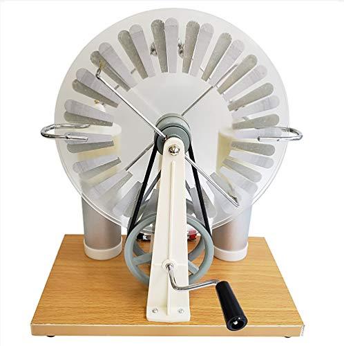 Huanyu Statischer Elektrizitätsgenerator Elektrostatischer Generator für Lehrer und Experimente