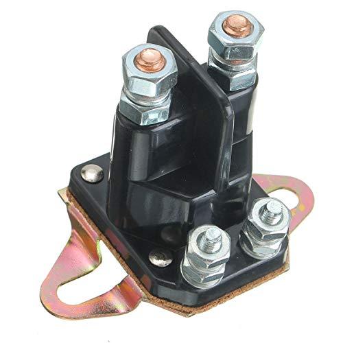 Motorrad-Komponenten 12V Starter Solenoidrelais Schützschalter Motor fit for Briggs & Stratton MTD, Top-Qualität