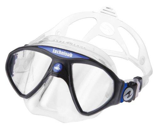 Aqua Lung Micromask doble lente-máscara de buceo