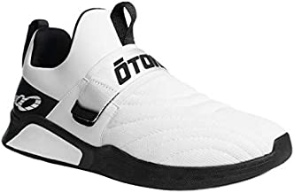Otomix Men's HIT High-Intensity Interval Trainer Gym Shoes (White 7)