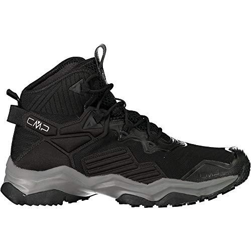 C.P.M. Yoke WP Hiking Shoe, Scarpa da Trekking Uomo, Nero, 39 EU