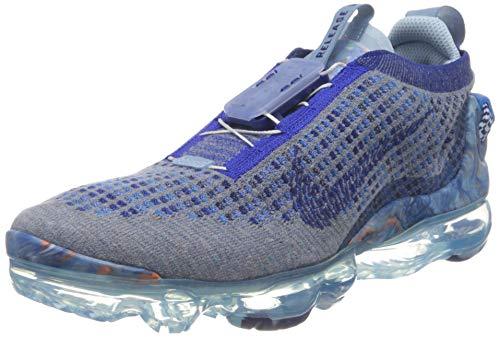 Nike Air Vapormax 2020 FK, Scarpe da Corsa Uomo, Stone Blue/Deep Royal Blue-Glacier Blue, 40 EU
