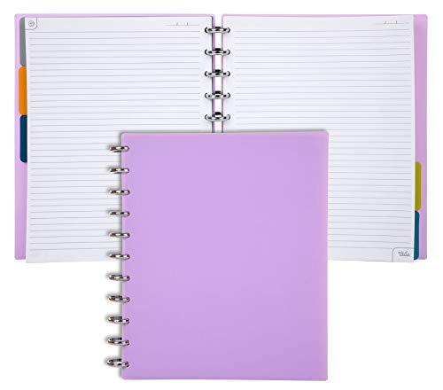 Talia Discbound Notebooks