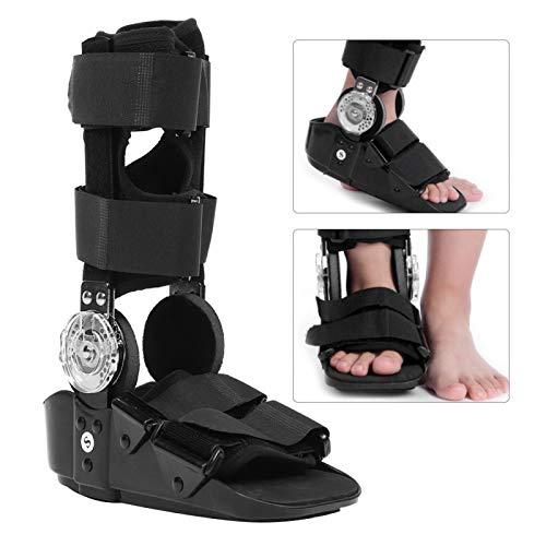 Air Cam Walker Bota para fracturas, punta rota, para recuperación de fracturas, protección y curación después de lesiones en el pie o tobillo, tirantes, estabilizador ortopédico de fractura de