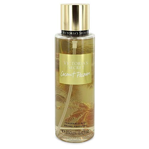 Victoria's Secret Coconut Passion Body Mist for Her, 250 ml (Packaging may Differ)