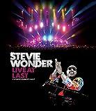 Stevie Wonder - Live at Last (a wonder summer's night)