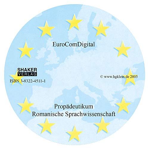 Propädeutikum Romanische Sprachwissenschaft (Editiones EuroCom)