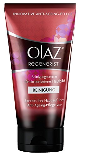 Olaz Regenerist Reinigungscreme, für ein idealeres Hautbild, 6er Pack
