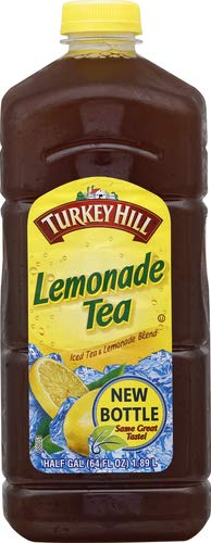 Turkey Hill Lemonade Tea, 64 Ounce