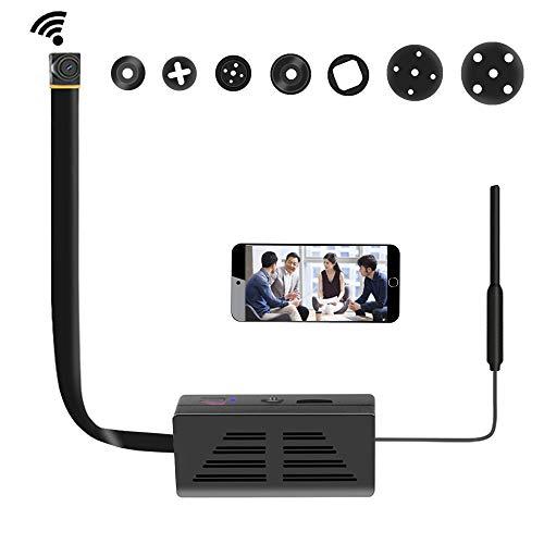 Cámara Espía Oculta P2P 1080P HD DIY Mini portátil encubierta Niñera Cámara Oculta