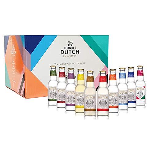 Double Dutch Exploration Pack – 10 x 200ml – Spirit mixers