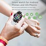 Zoom IMG-1 smartwatch orologio da uomo fitness